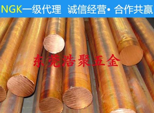 NGK进口铍铜棒