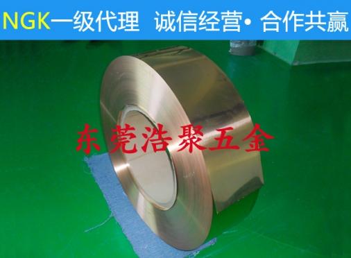 NGK进口铍铜带