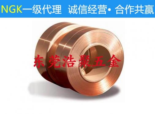 东莞日本进口钛铜带